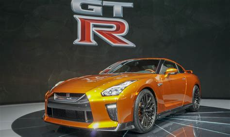 new nissan sports car 2017 2016 new york auto show 2017 nissan gt r 187 autonxt