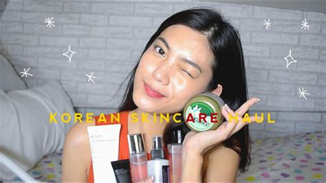 korean skincare haul review yesstyle bbcosmetic