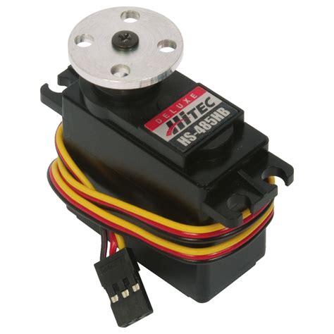 hs motors 180 degree standard scale hs 485hb servo motor w39197