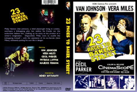 Color Blind Photos 23 Paces To Baker Street 1956 Dvd Van Johnson