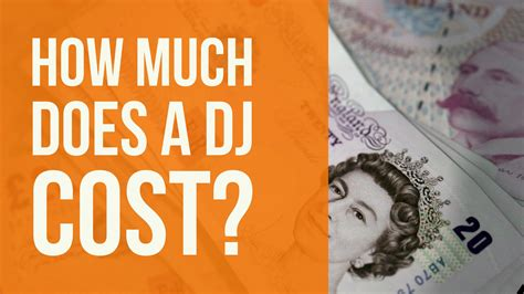 what does a wedding dj cost how much does a dj cost the answer