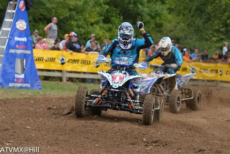 loretta lynn ama motocross wienen finishes atvmx season with win at loretta lynn s