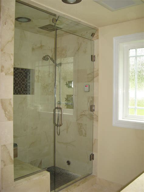 Frameless Steam Shower Doors Glass Frameless Steam Showers Shower Doors In Portland Or Esp Supply Inc Mirror And Glass