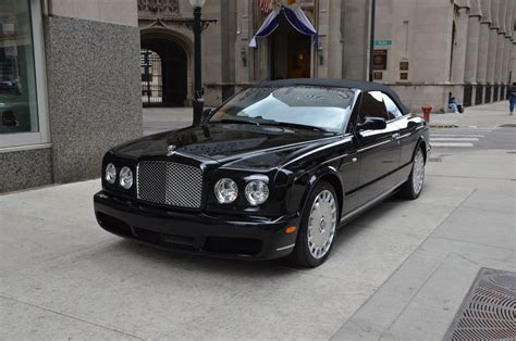 bentley azure for sale 2009 bentley azure stock gc1652 s for sale near chicago