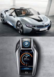 bmw i8 spyder and the new key bmw i8 bmw and key