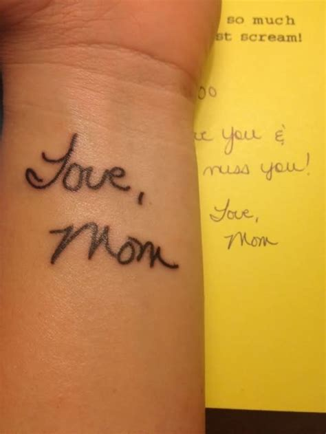 tattoo love mother 22 amazing memorial mom tattoos
