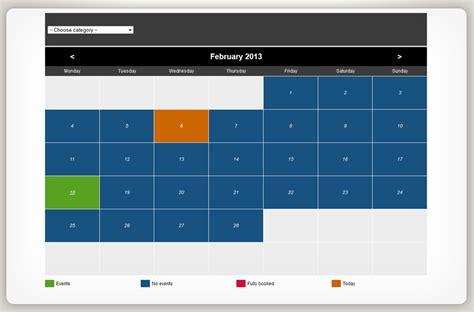 geekycorner event booking calendar booking scripts
