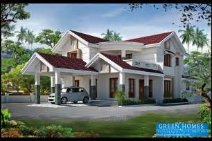 Home Design Kerala Green Homes 4bhk Kerala Home Design 2550 Sq