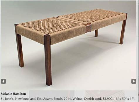 adams bench melanie hamilton from center for furniture craftsmanship
