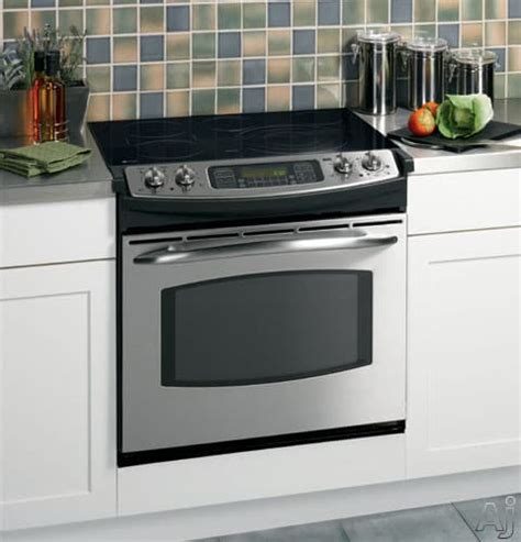 Wolf Drop In Cooktop - ge jd968 30 inch drop in electric range with ceramic glass