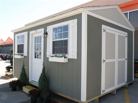 Home Depot Tuff Shed by Tuff Shed Storage Sheds Installed Garages Recreation