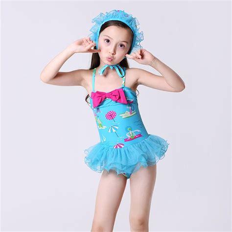 Kids Swimwear Girls Aliexpress | aliexpress com buy 5sets lot girls swimwear red and blue