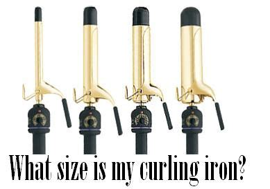 what is the best size curling iron for fine hair curling iron guide fabove ca