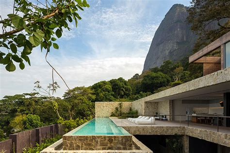 brazilian home design trends brazilian house rises above the landscape to enjoy the