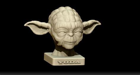 3d Model Yoda