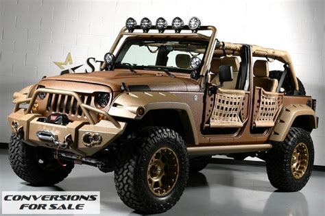 Jeep Customizer 2013 Custom Jeep Ranch Unlimited Conversion Dallas