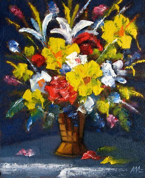1 de graaff drive 6th floor burlington ma 01803 gogh bouquet of flowers in a vase gogh still