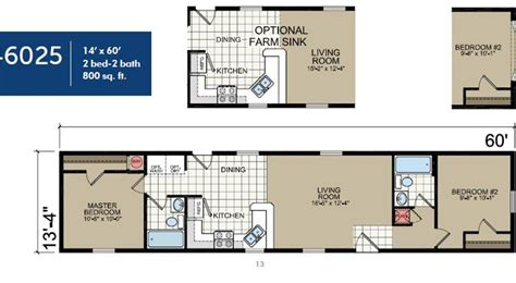 14x60 mobile home floor plans 28 14x60 mobile home floor plans mobile home floor