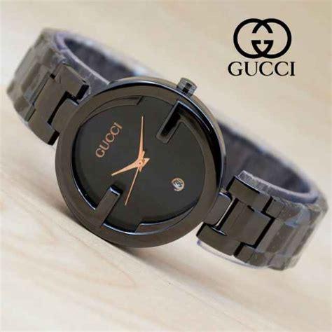 Jam Tangan Wanita Cewek Balmer Original Guess Gc Seiko Tissot Fossil jual jam tangan gucci wanita rantai stainless ga22 harga murah