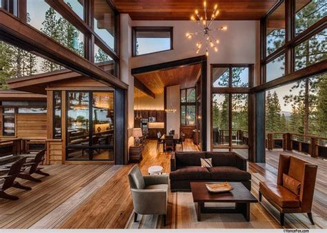 modern rustic home interior design best 25 mountain homes ideas on mountain
