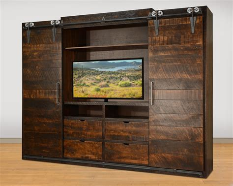 Sideboard Tv Unit Buy A Custom Made Dalton Wall Unit Entertainment Center