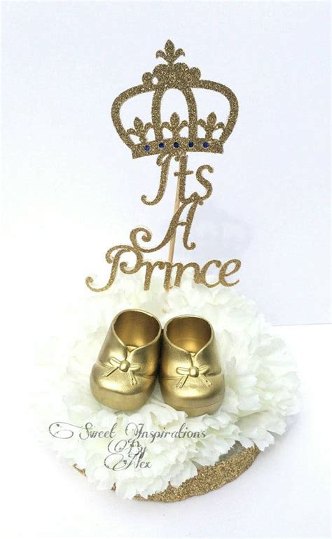 Prince Baby Shower Centerpieces by Best 25 Royal Baby Showers Ideas On Royal