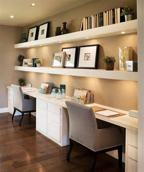 Home Office Wall Decor Ideas Beautiful And Subtle Home Office Design Ideas Ahmedabad Office Designs And Architects