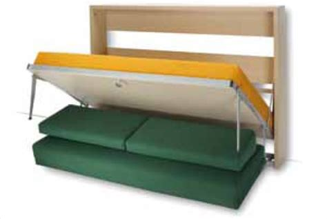 mobili a letto mobile letto a scomparsa houdini con divano