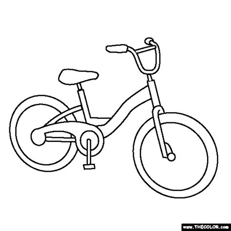 bike coloring pages printable coloring pages pinterest
