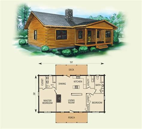 Log Cabin Floor Plans by Best Small Log Cabin Plans Log Home And Log Cabin