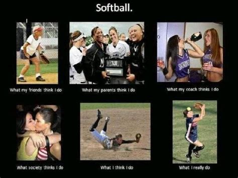 Funny Softball Memes - 1000 images about dirt and bling it s a softball thing