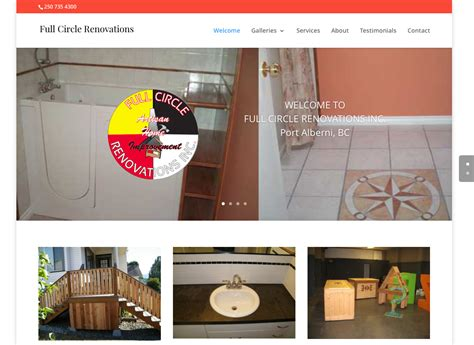renovation websites websites annarts