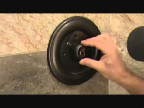 how to adjust a shower handle for more enjoyment