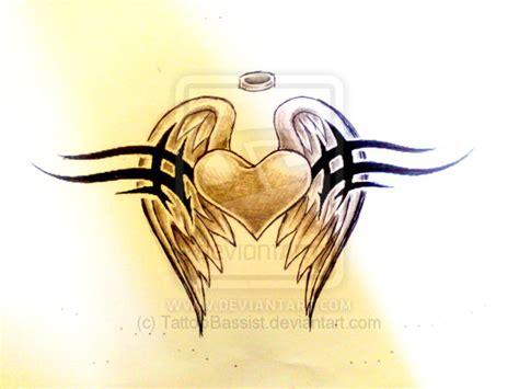 angel tattoo we heart it angel heart tattoo