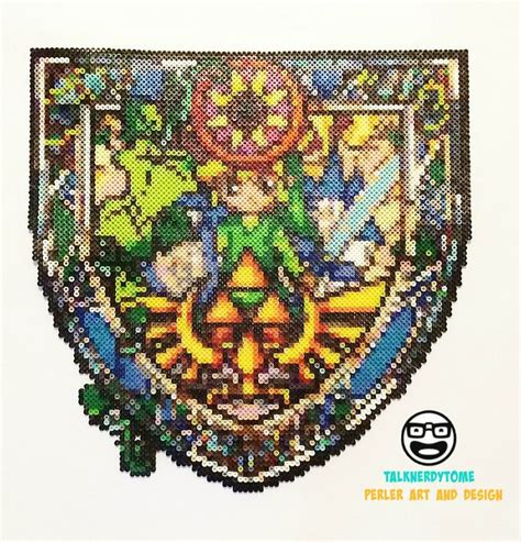 pattern link 17 best images about perler beads zelda on pinterest