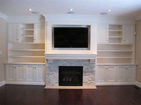 Wall Units With Fireplace And Tv by 1000 Ideas About Fireplace Tv Wall On Tv Walls Tv Wall Shelves And Tv Wall Units
