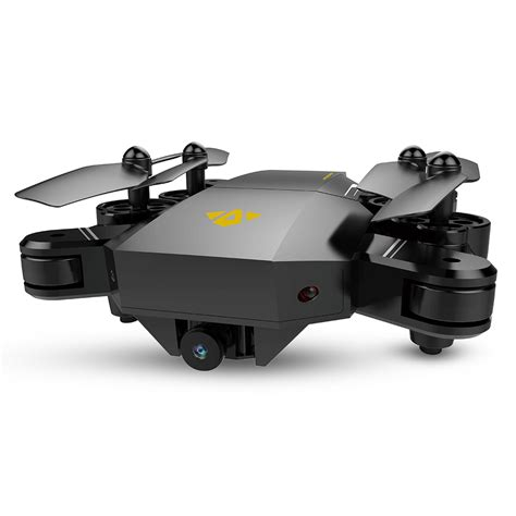 Ready Drone Visuo Xs809hw Hd G Wifi Android Ios black visuo xs809hw wifi fpv 2 0mp 720p 120 176 fov wide