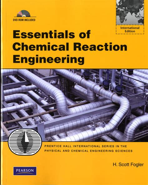 essentials of chemical reaction engineering pearson education higher and professional education bookshop