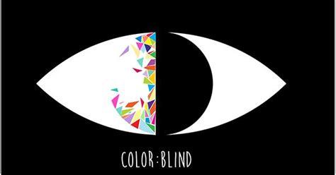 Color Blind Photos Color Blind Logo Design By Belinda O Connell Via Behance