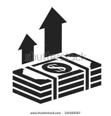 money dollar vector icon black and white stack of icon stock photos images pictures