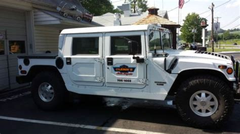 how can i learn about cars 1998 hummer h1 engine control find used 1998 hummer h1 in quarryville pennsylvania united states