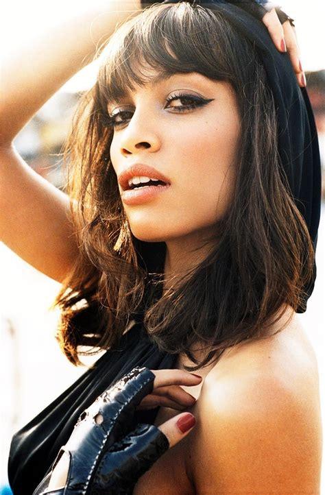 actress rosario dawson rosario dawson actress writer zazzybabes com