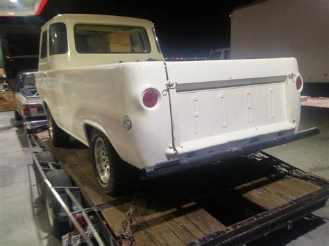 Craigslist Garden Grove California by 1963 Ford Econoline Five Window For Sale In Garden
