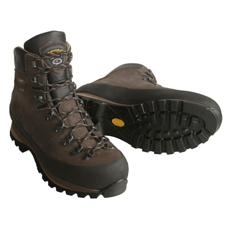 s backpacking boots asolo sasslong s tex hiking boots gosale price