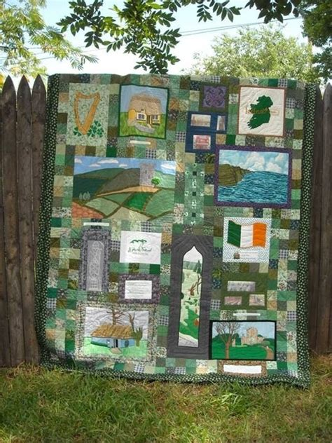 Patchwork Ireland - quilt quilts