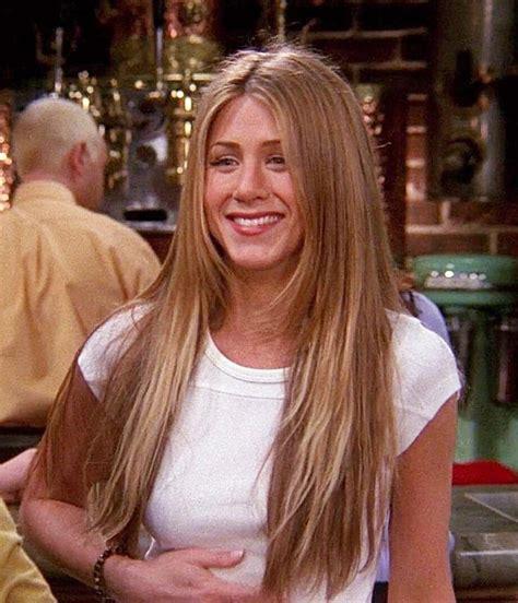 hair tutorial rachel green character jennifer aniston s hair history hair extensions blog