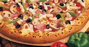 domino s pizza menu