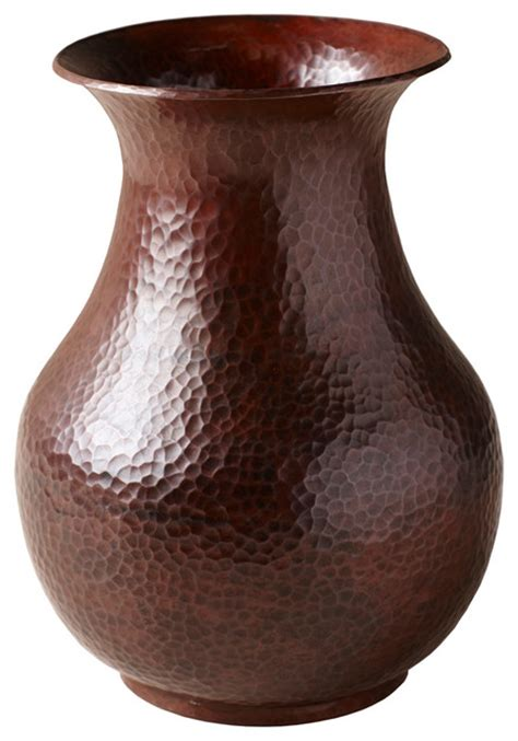 Rustic Vase by Santa Copper Vase Antique Rustic Vases By