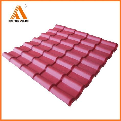 Plastic Roof Tiles Pmma Coated Pvc Plastic Roofing Tiles Synthetic Resin Roofing Tiles Buy Coated Pvc