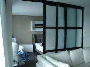 Glass Room Divider Custom Interior Glass Room Dividers